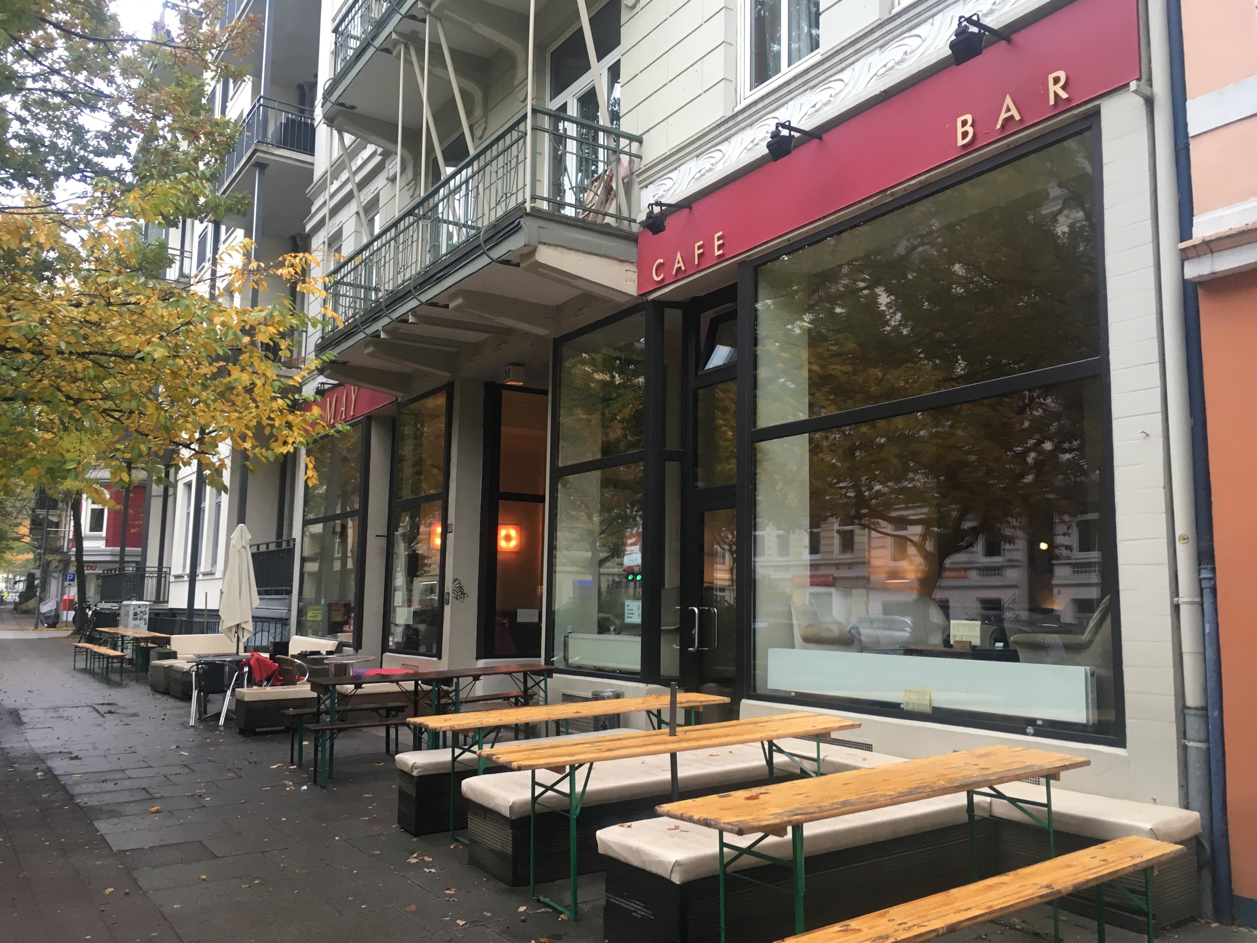 Cafe May Eimsbüttel außen 3