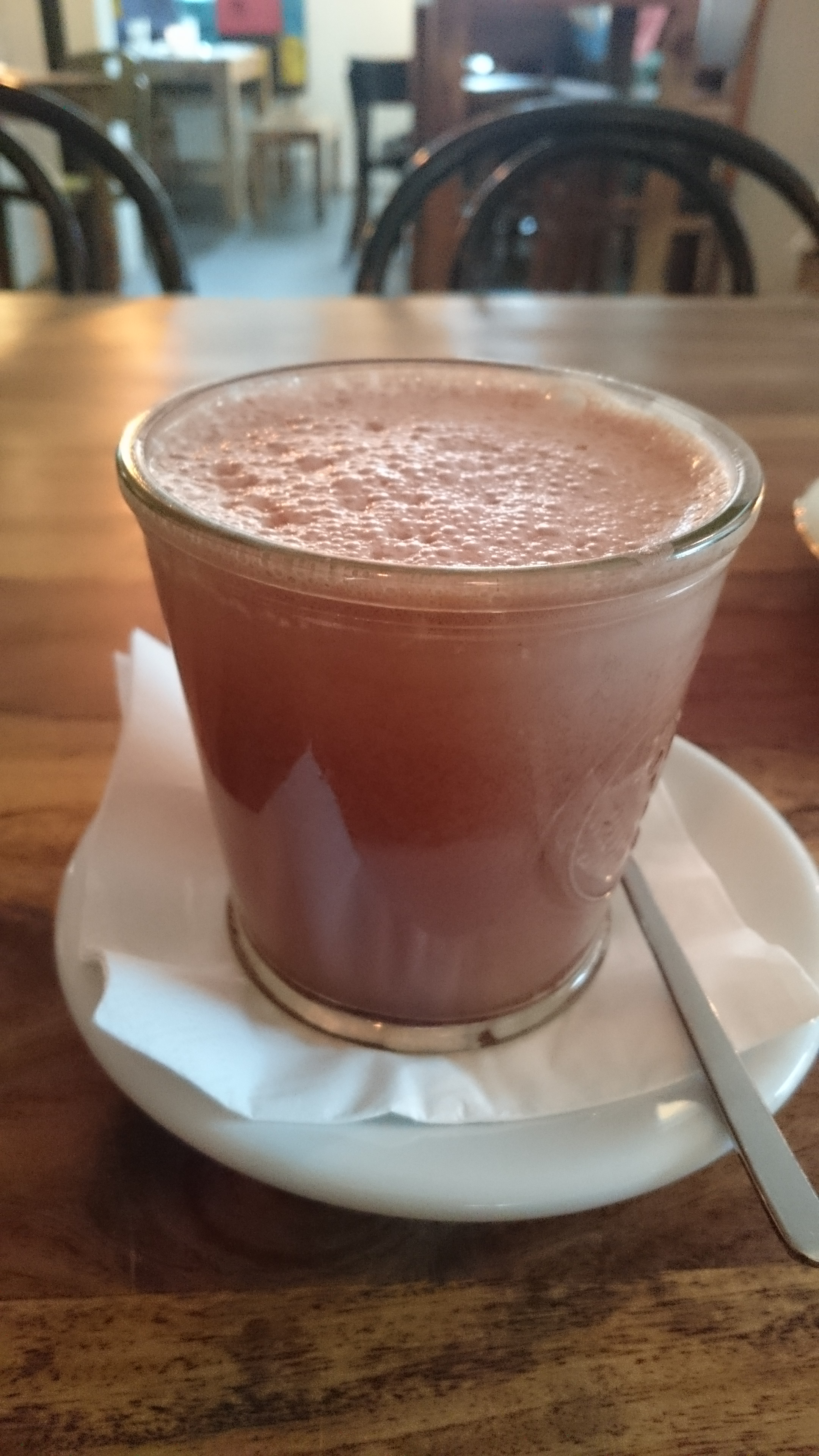 Hot Chocolate Pistazie
