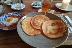 Pancakes Sunny side