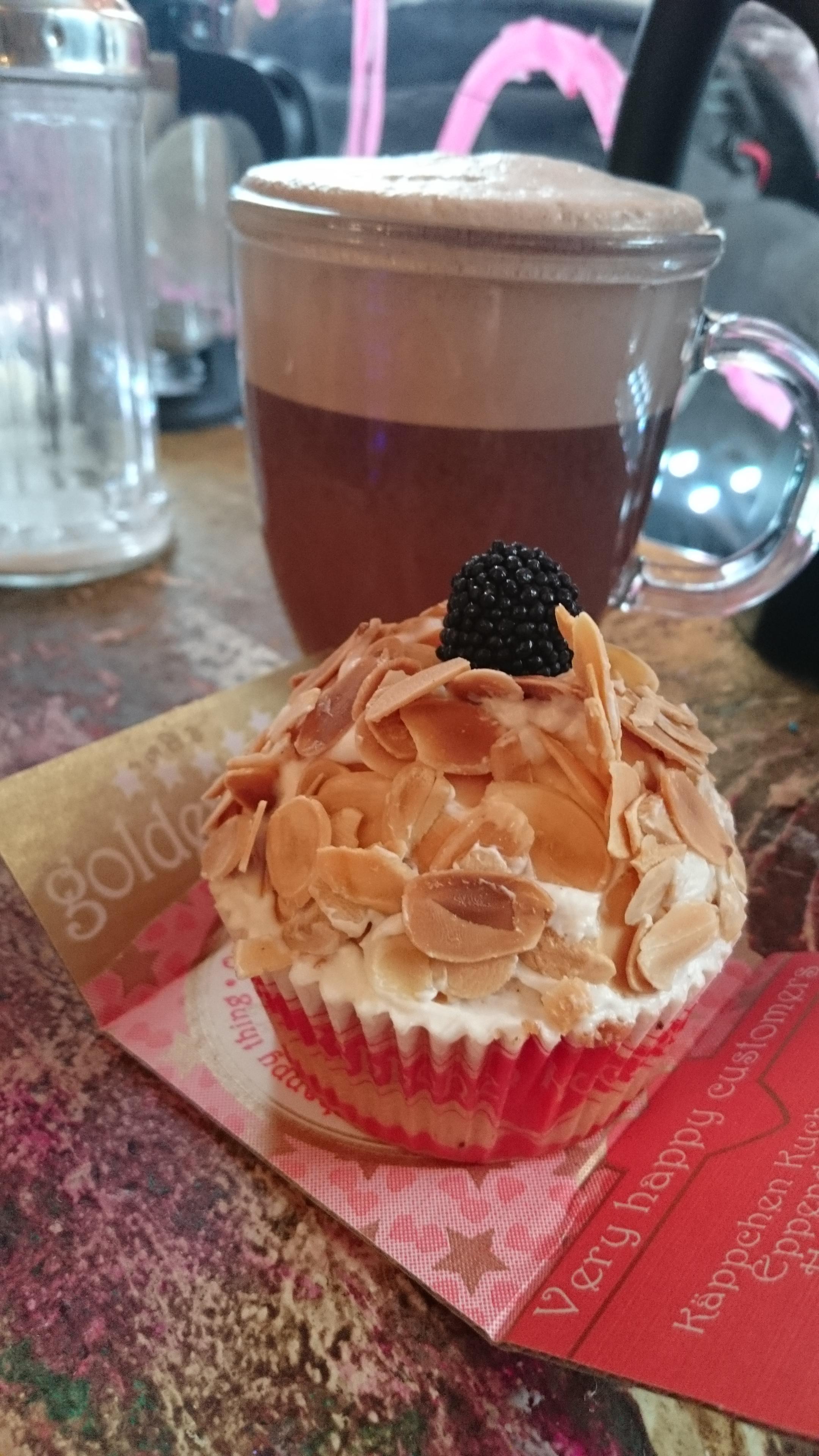 Cupcake und Kakao