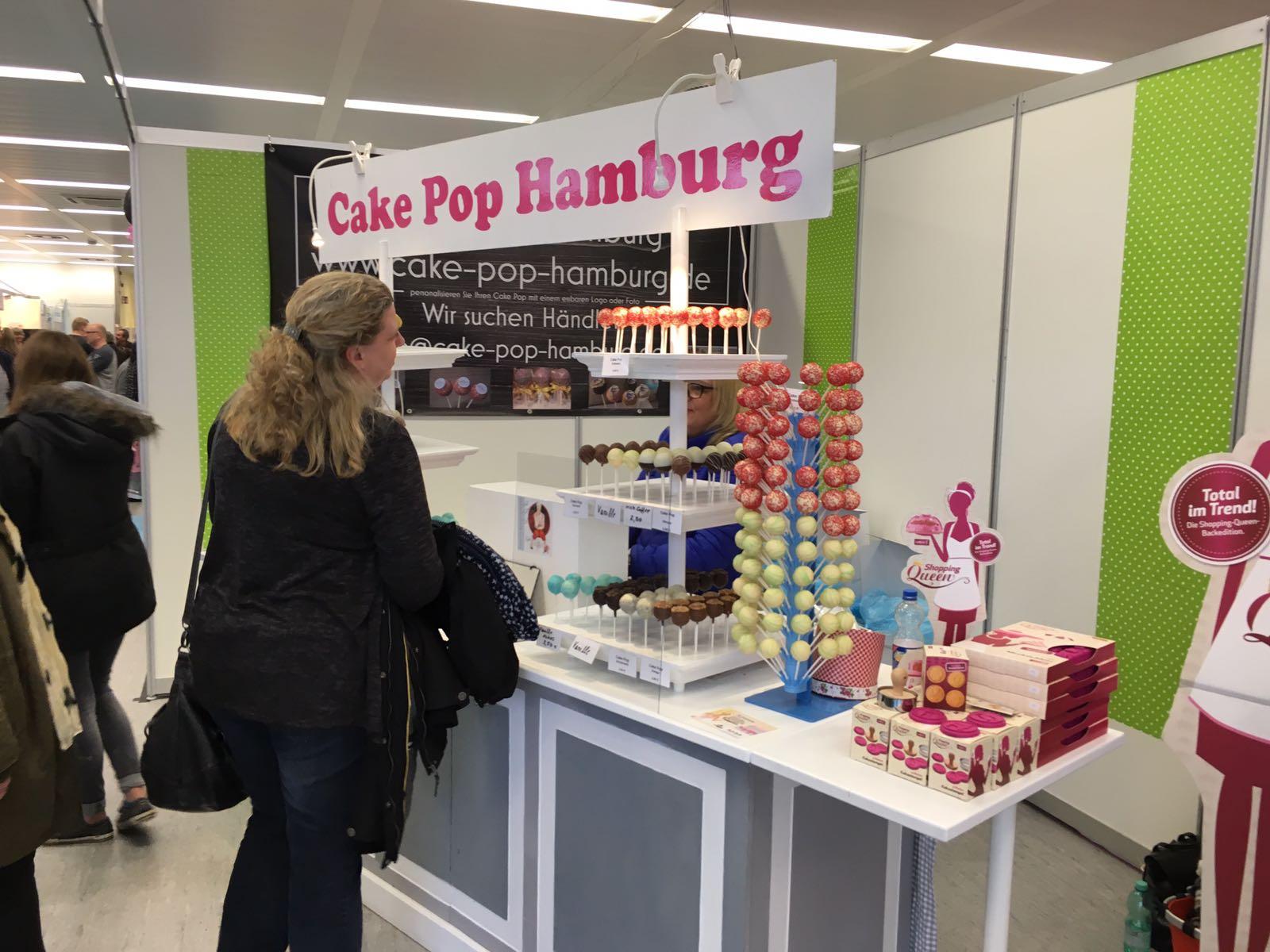 PopCake Shop Hamburg Stand