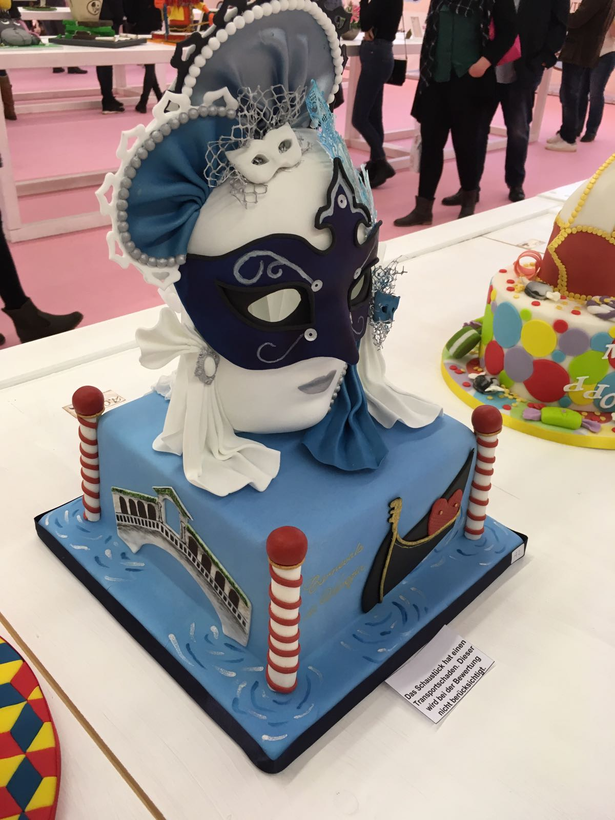 Karnevals Torte